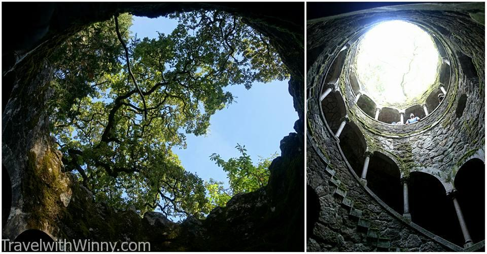 Initiation Well, Quinta da Regaleira