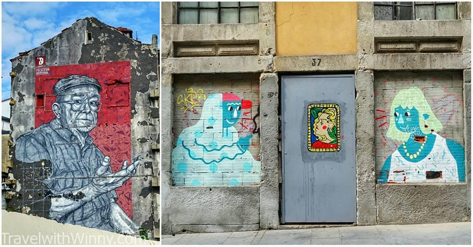 波爾圖 Porto 葡萄牙 廢墟 abandoned