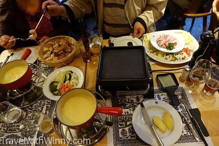 Swiss Chuchi 起司火鍋