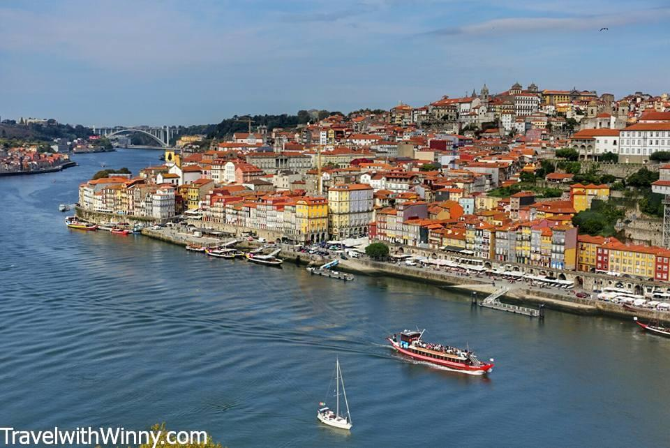 波爾圖 Porto 葡萄牙 海港