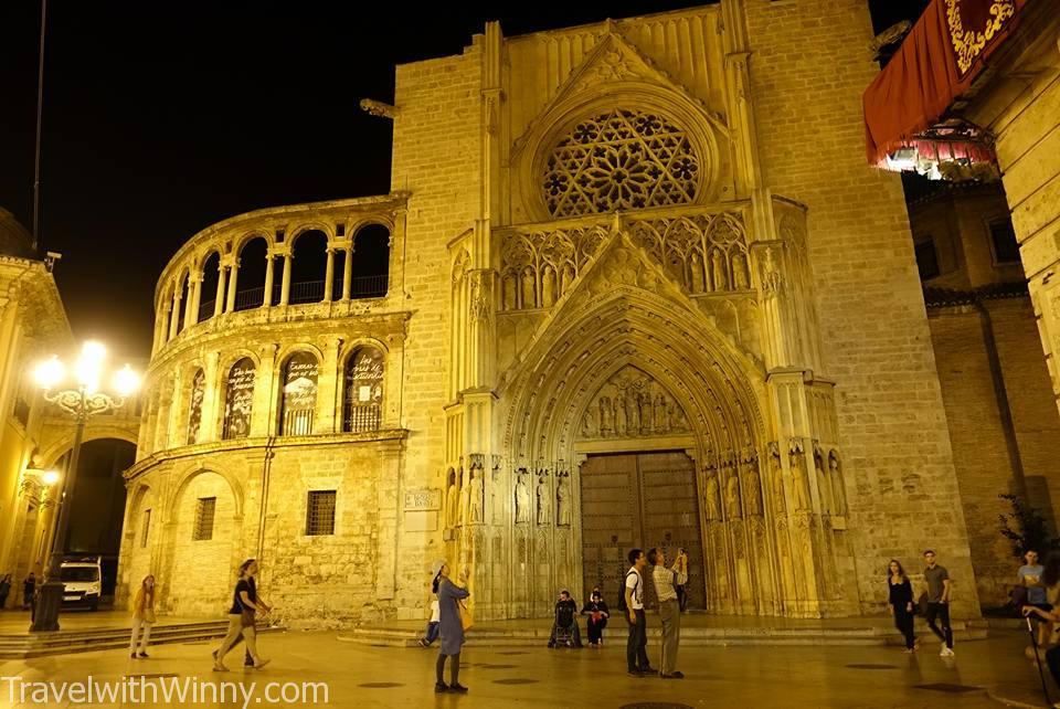 瓦倫西亞主教座堂 Valencia Cathedral