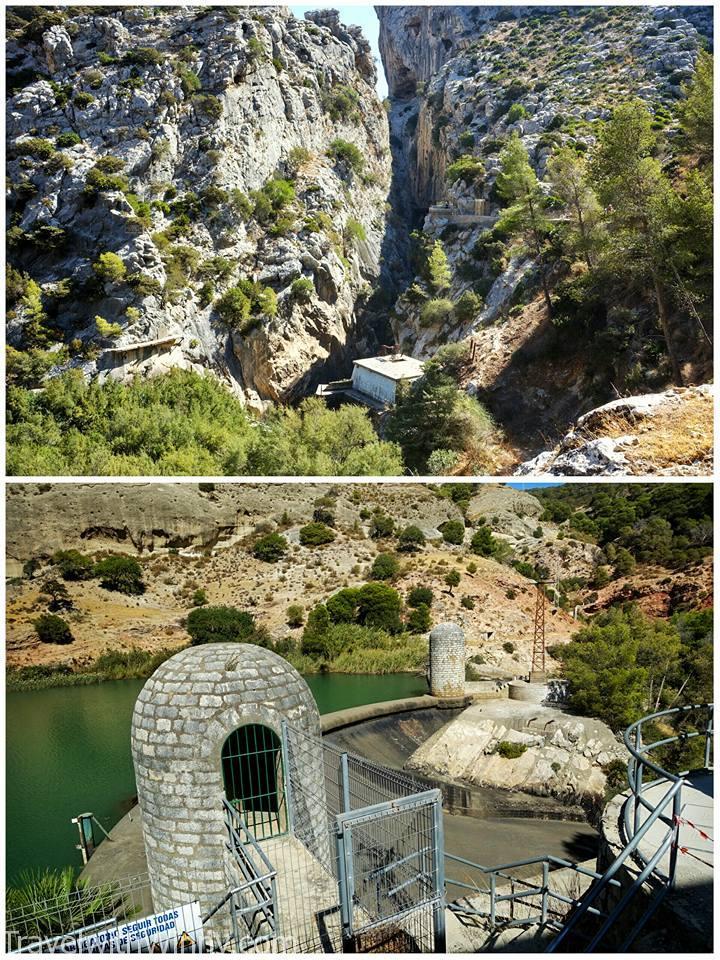 水電發電廠 hydroelectric plant