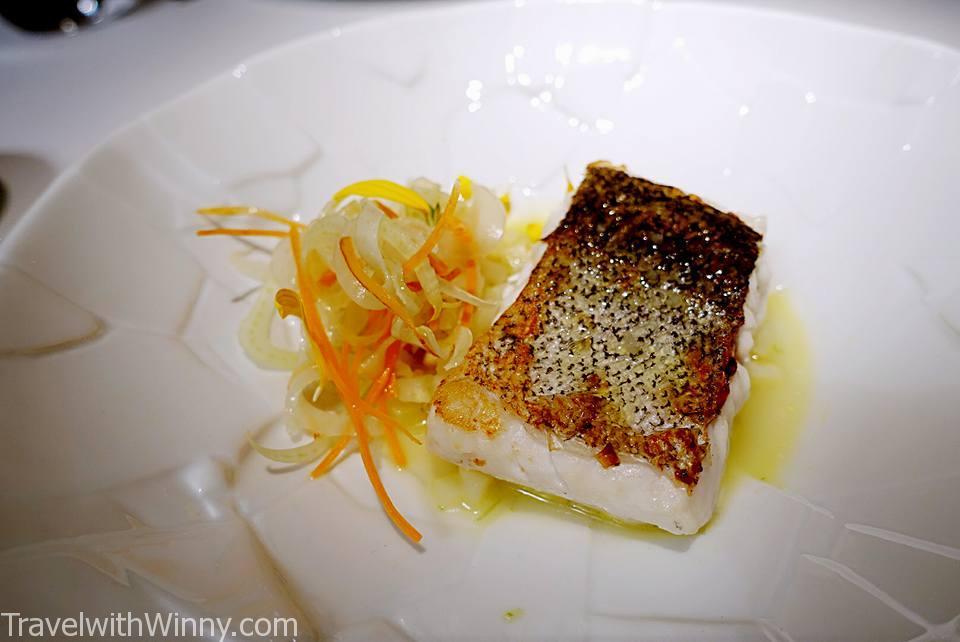 Pescado 米其林 魚