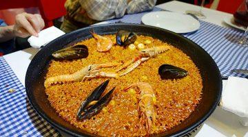【西班牙】愛上瓦倫西亞- 西班牙海鮮燉飯 Paella 的發源地