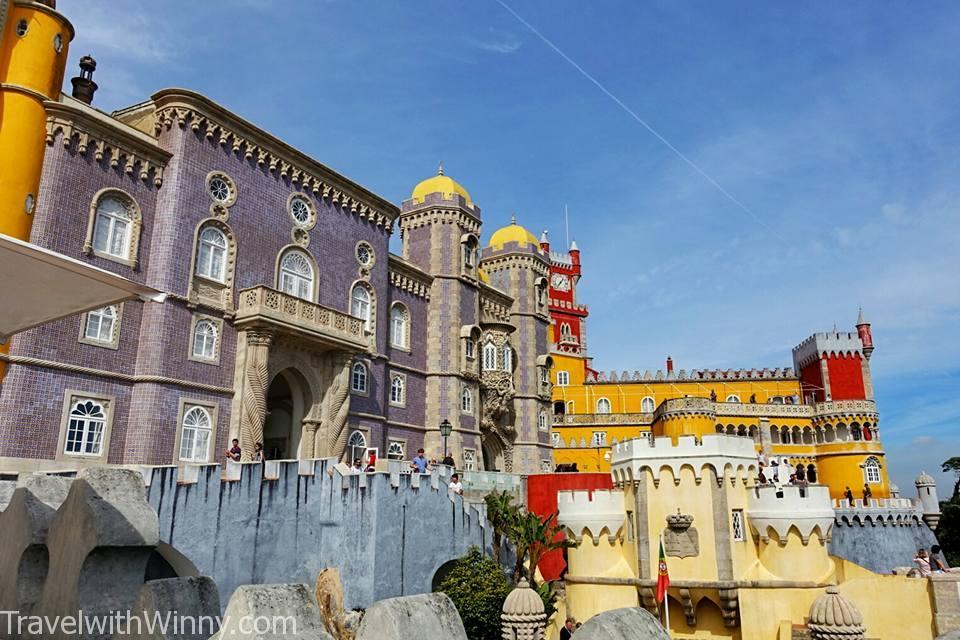 Pena Palace 佩納宮