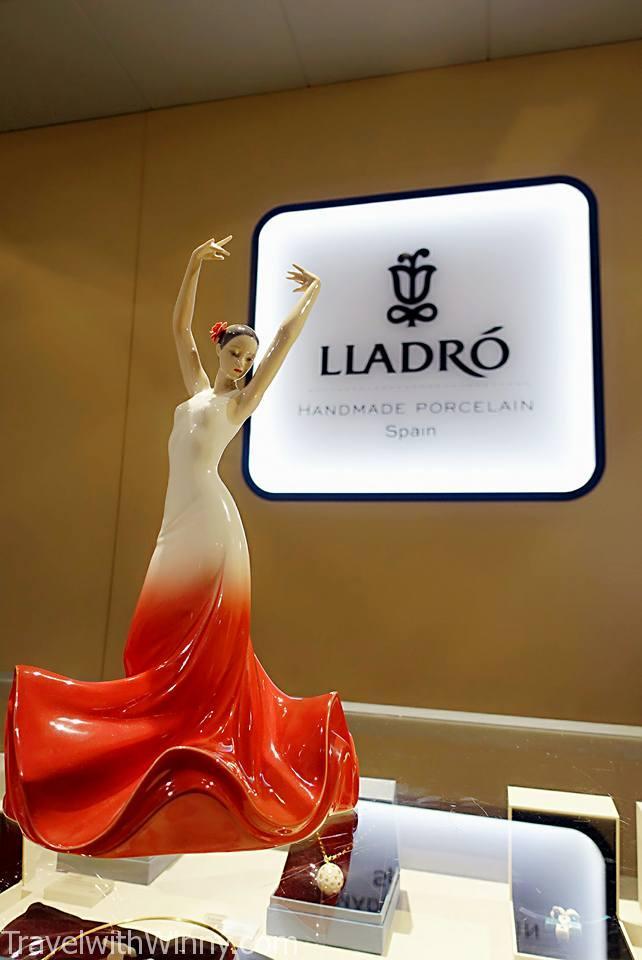 西班牙 lladro 瓷偶