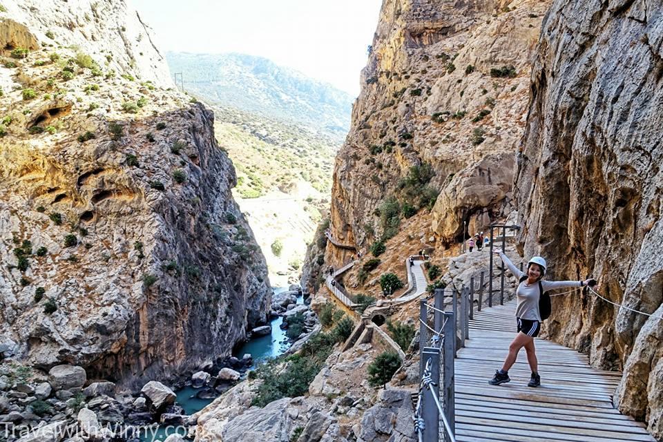 Caminito del Rey 國王的步道