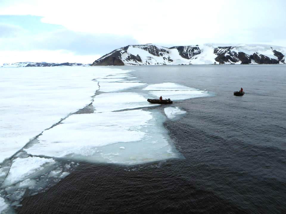 Antarctica 南極