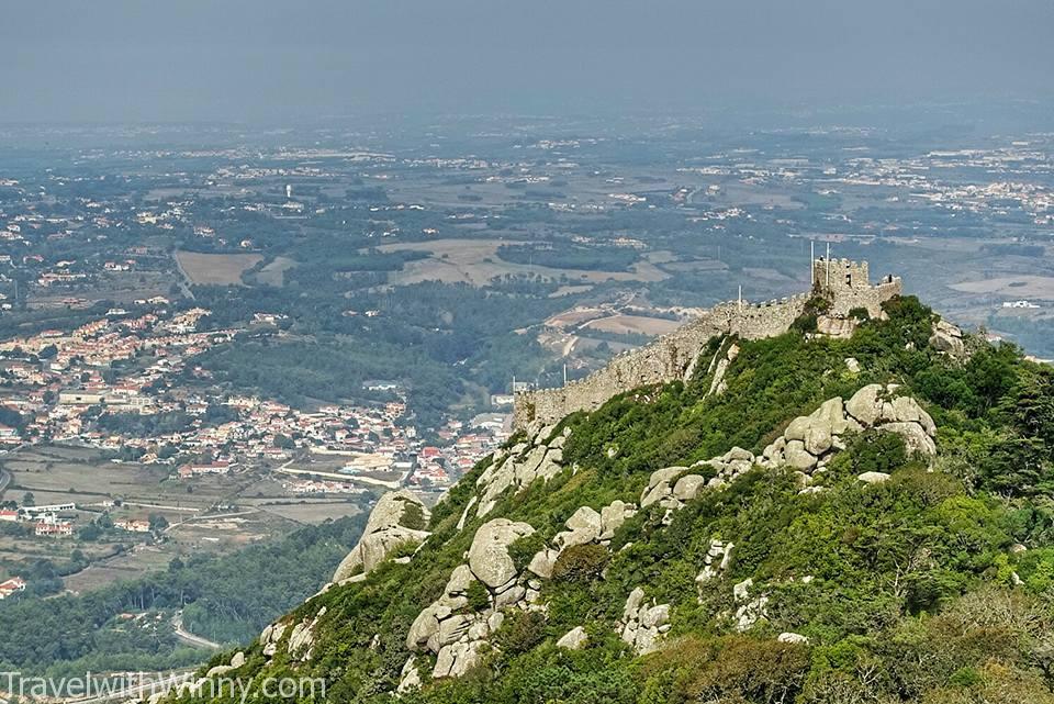 摩爾人城堡 Castle of Moors