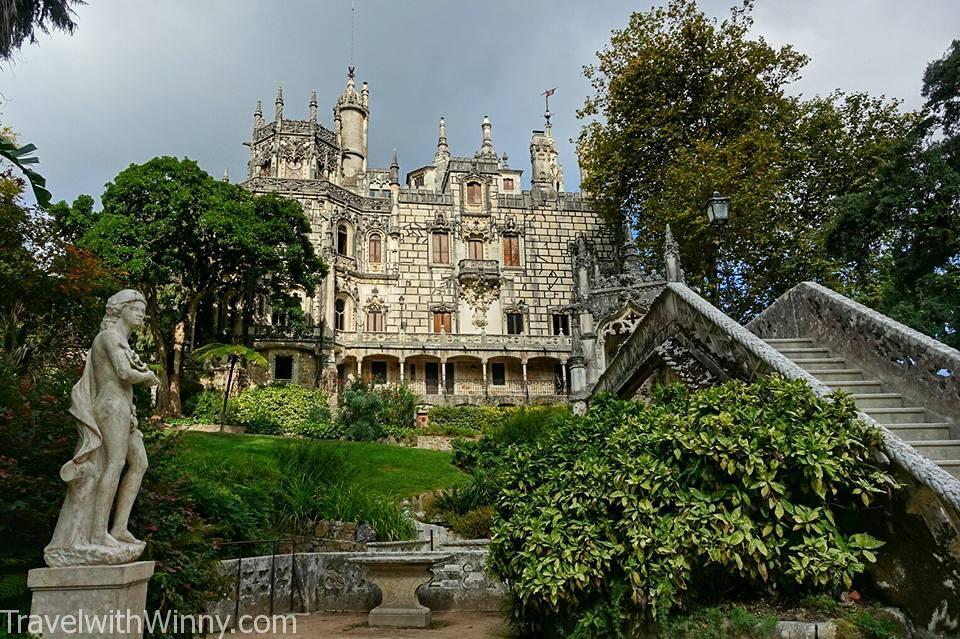 portugal castle 葡萄牙宮殿 Quinta da Regaleira