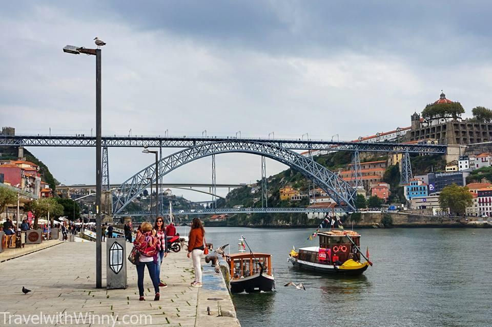 Ponte Luís I 路易一世大橋