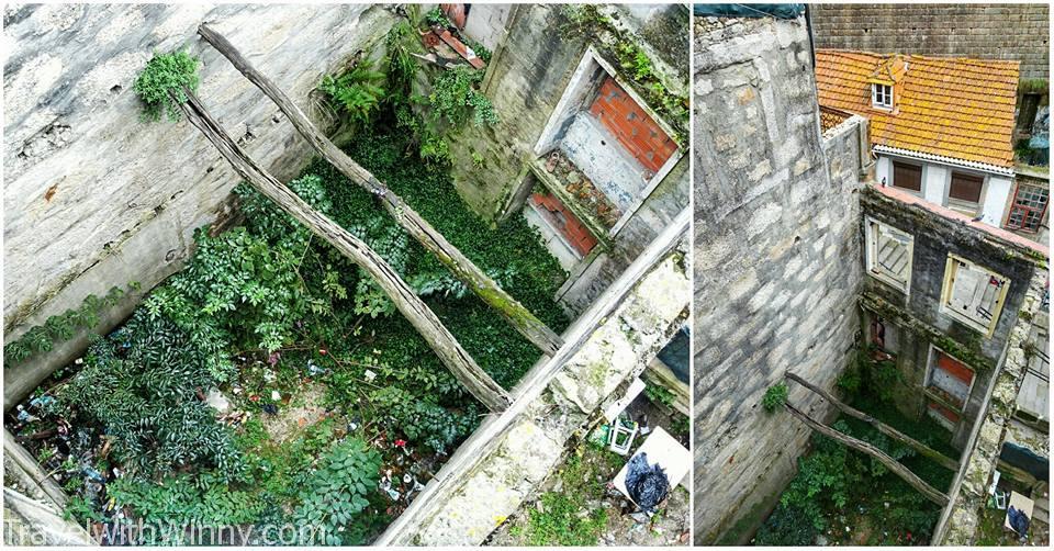 波爾 Porto 葡萄牙 廢墟 abandoned