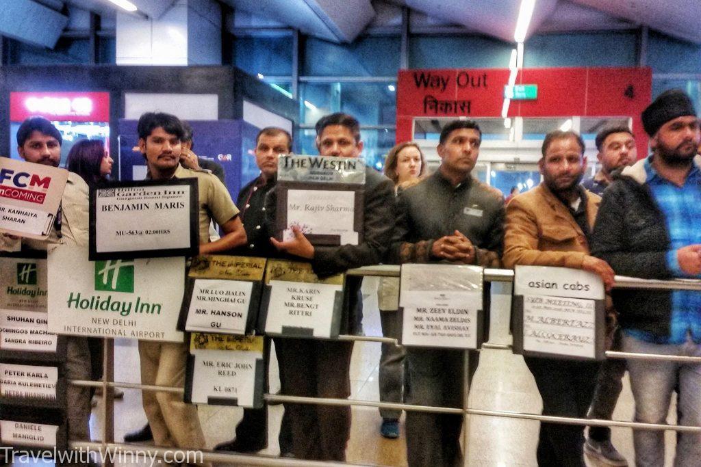 甘地國際機場 delhi airport