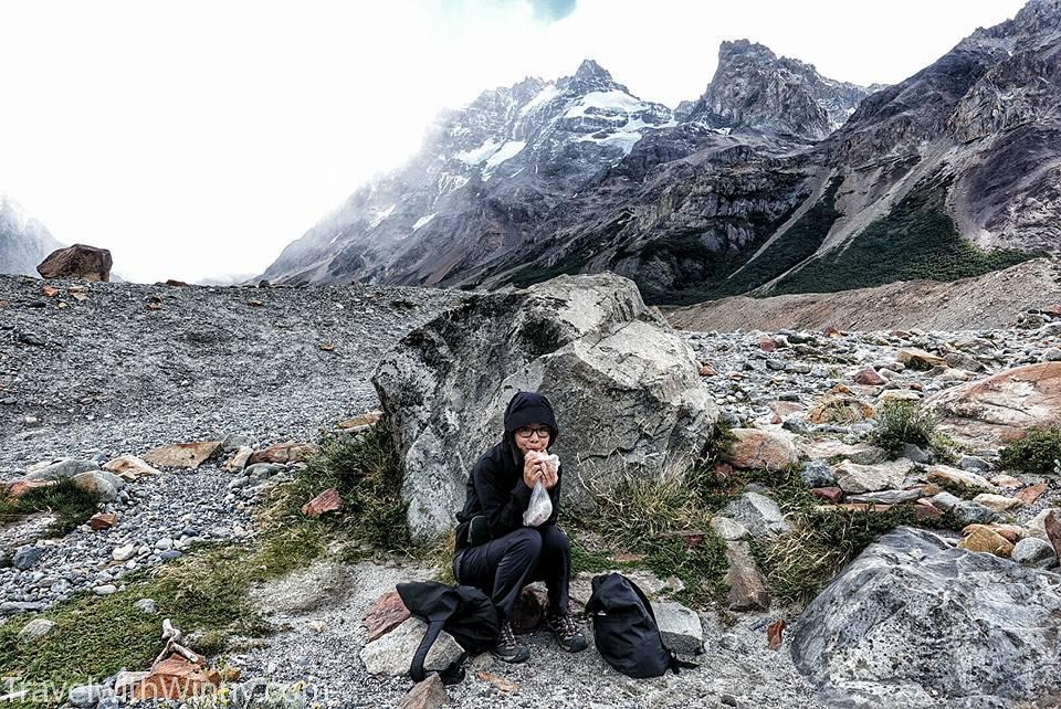 高山 alpine wind