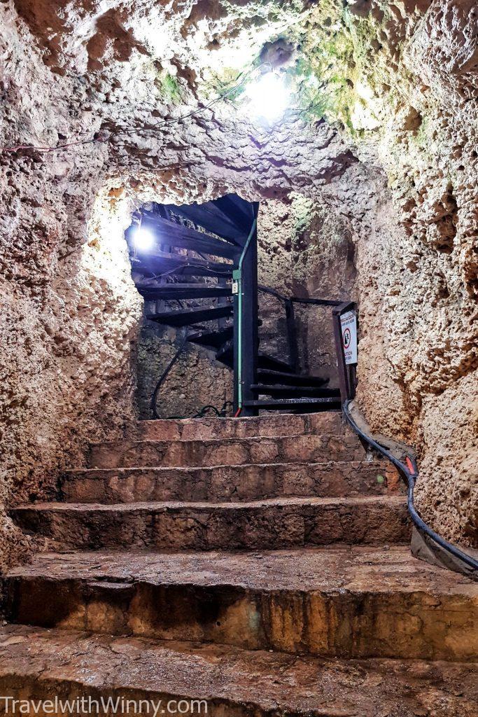 Tancach-ha Cenote 天然井 墨西哥