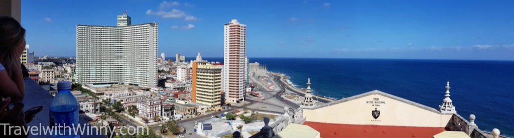 cuba havana 古巴 哈瓦那 ocean view 海景