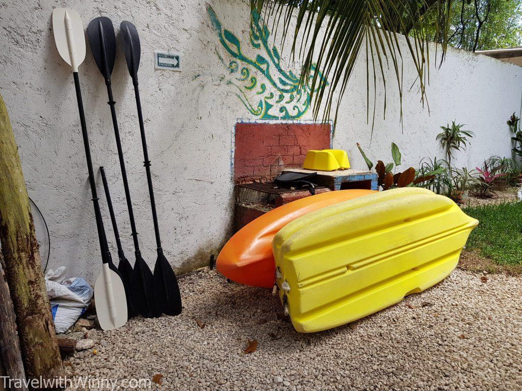 kayak 獨木舟
