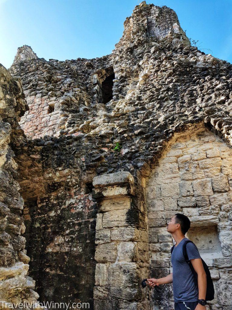 Becan mexico 馬雅遺址 墨西哥