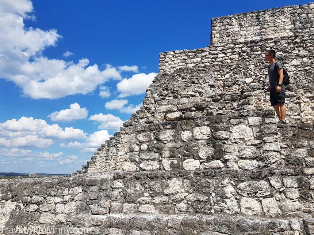 卡拉克穆爾 calakmul 墨西哥 馬雅 mayan ruin mexico