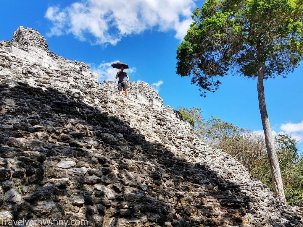 Xpujil mexico 馬雅遺址 墨西哥