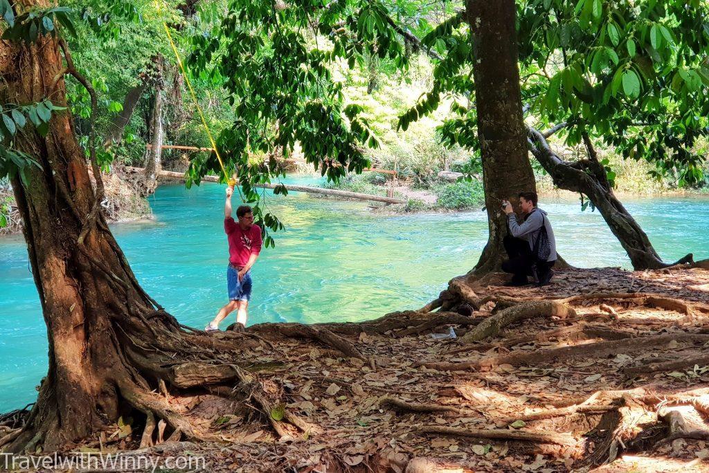 Agua Azul 藍水瀑布 墨西哥 mexico