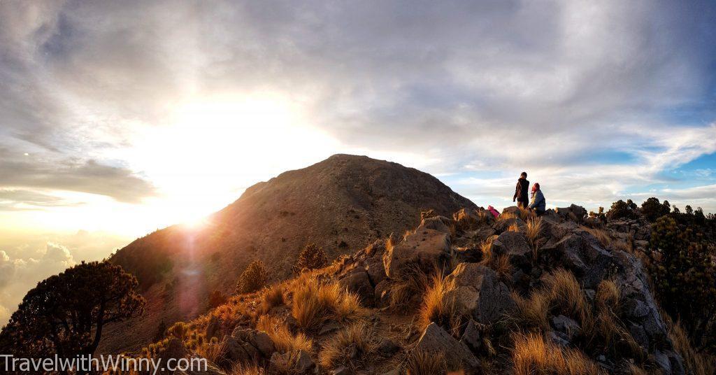 guatemala 瓜地馬拉 Tajumulco 塔胡木耳科火山
