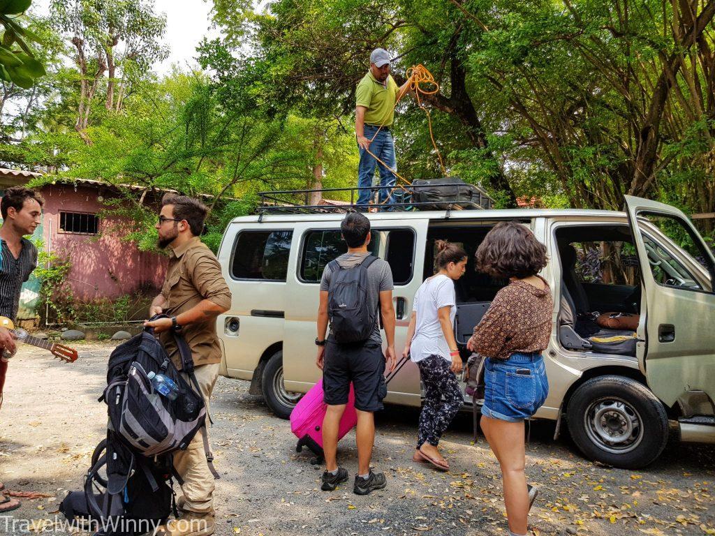 gecko guetamala 中美洲 公車