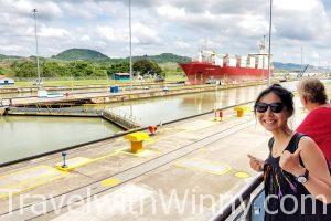 【巴拿馬】世界七大工程奇蹟:Panama Canal 巴拿馬運河