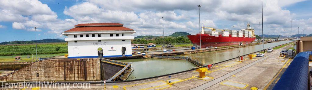 巴拿馬運河 panama canal