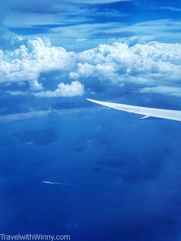 馬爾地夫 上空 maldives air