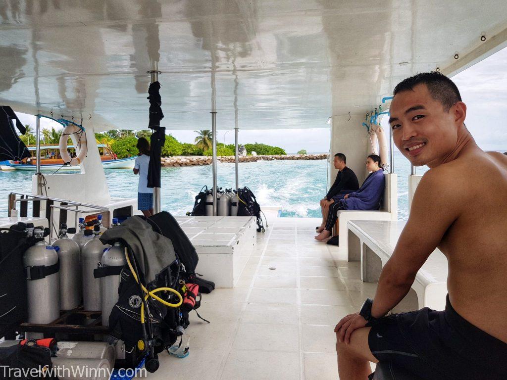 馬爾地夫潛水 maldives diving