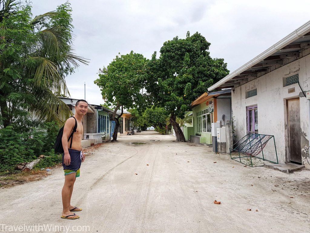 dhigurah maldives 馬爾地夫 居民島