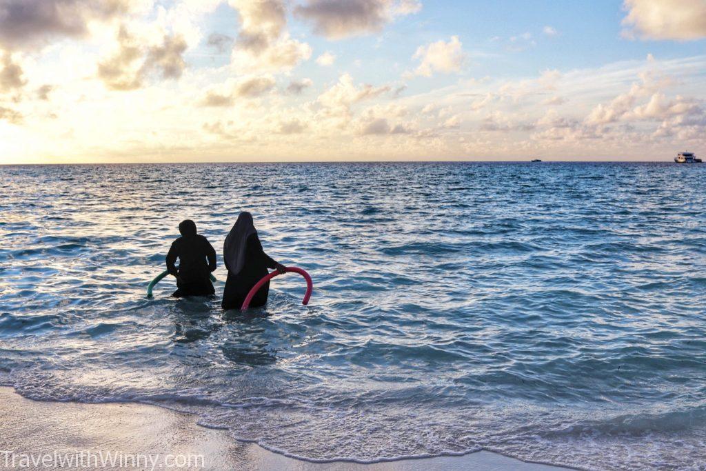 muslim swim wear 穆斯林 泳裝