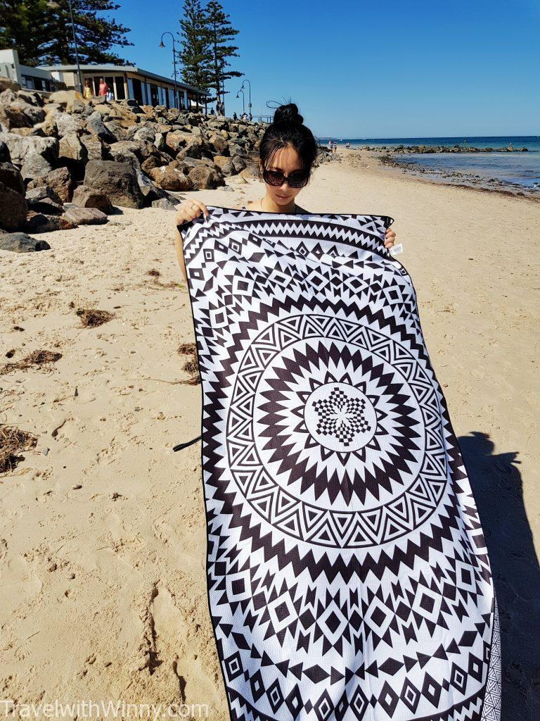 tesalate Phoenix beach towels