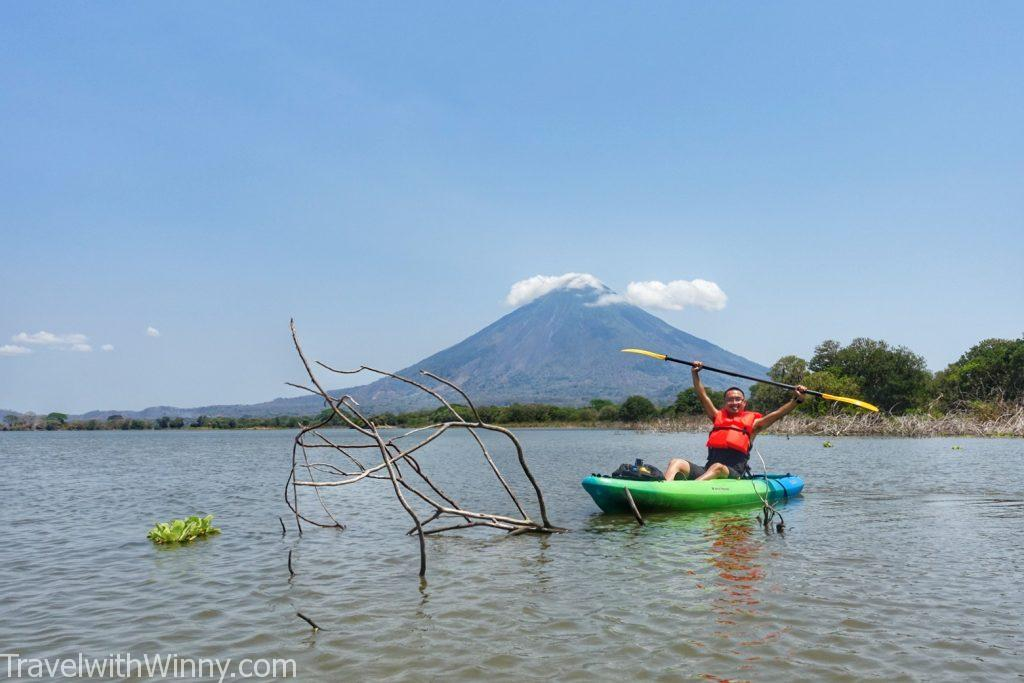 尼加拉瓜 nicaragua Ometepe 奧梅特佩島 rafting 划船