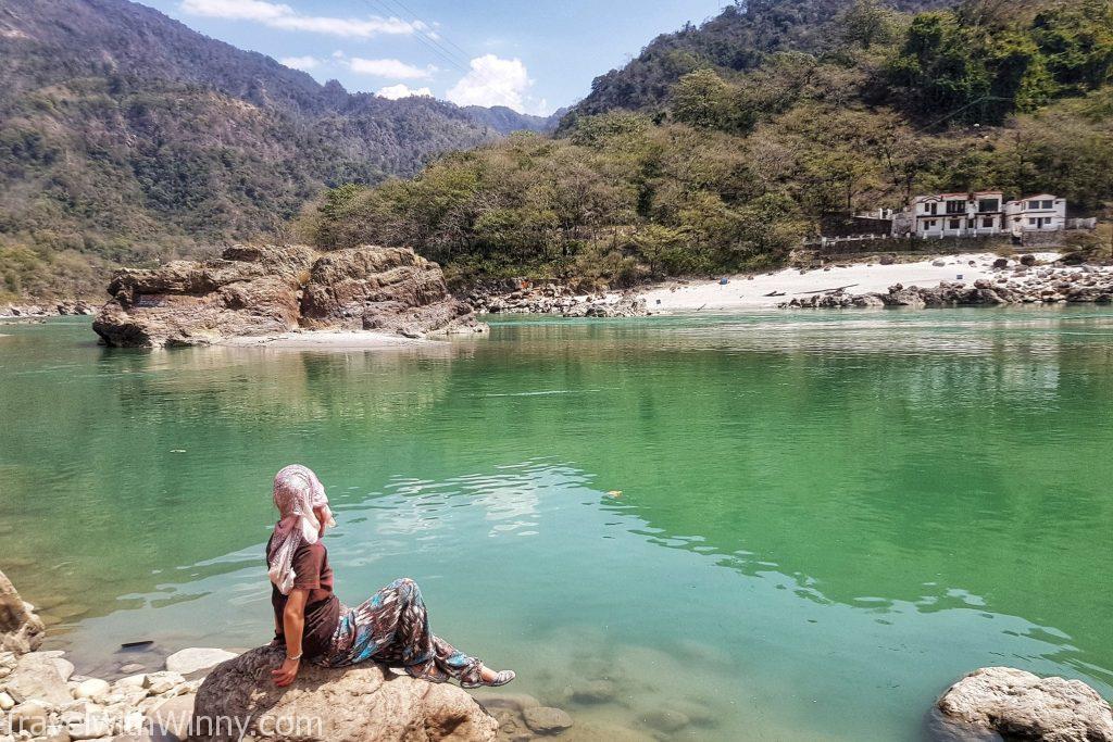 恆河 ganga river ganges 印度瑜珈之旅 yoga retreat in rishikesh