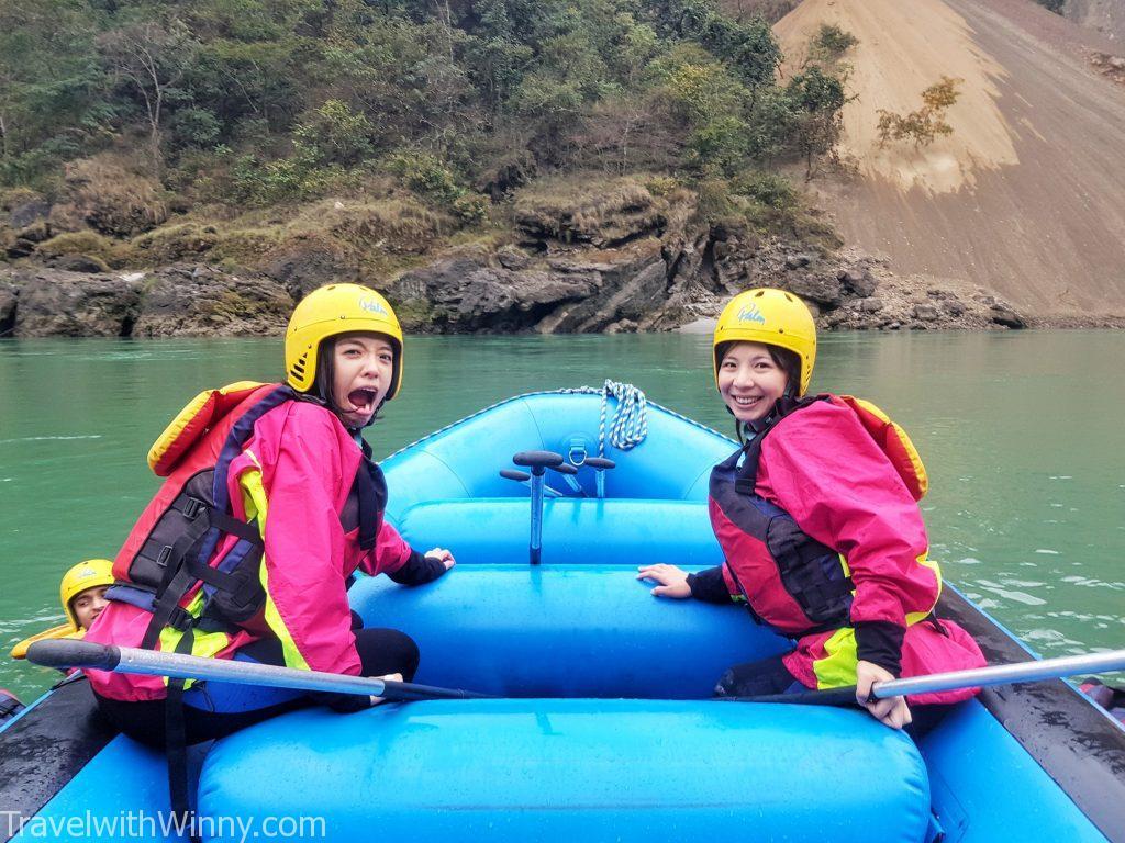 Rafting 激流泛舟