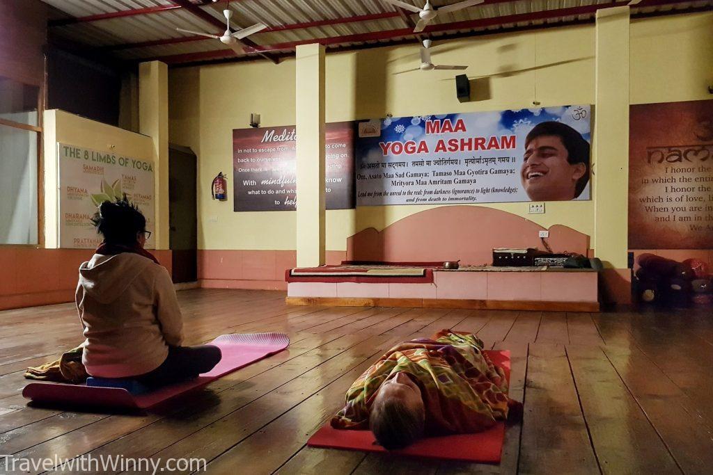 印度瑜珈之旅 yoga retreat in rishikesh
