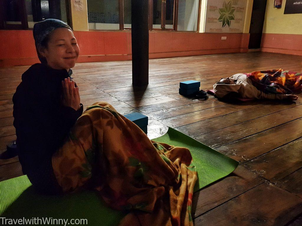印度瑜珈之旅 yoga retreat in rishikesh