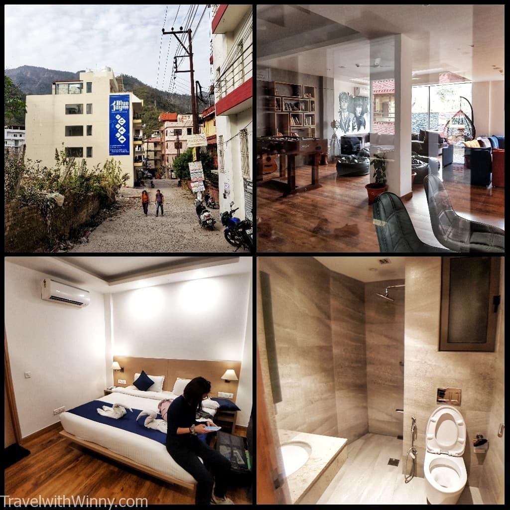 blue jay hostel