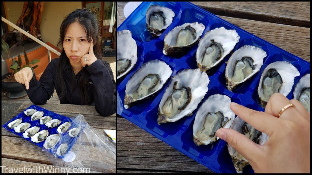 Barilla Bay Oyster 塔斯馬尼亞生蠔 best oysters in tasmania