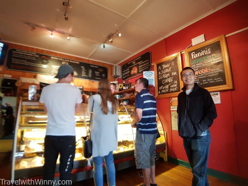 澳洲 魔女琪琪 魔女宅急便 便包店 kiki bakery tasmania