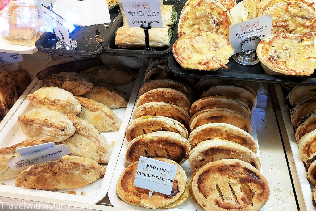 Best Scallop Pies in Tasmania 扇貝派