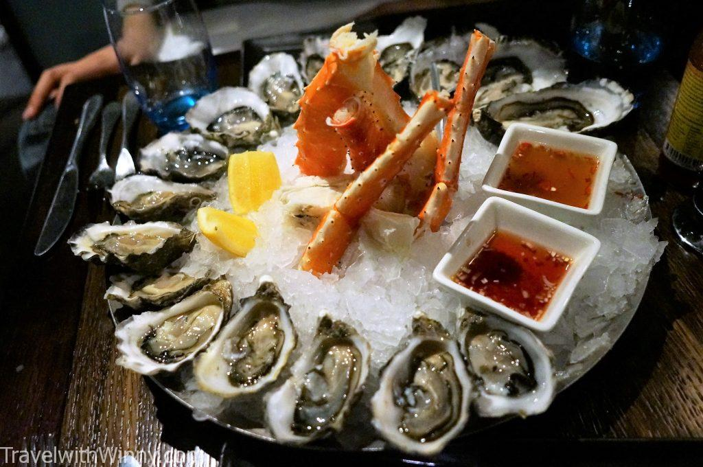 The Atlantic- Oyster Bar 生蠔