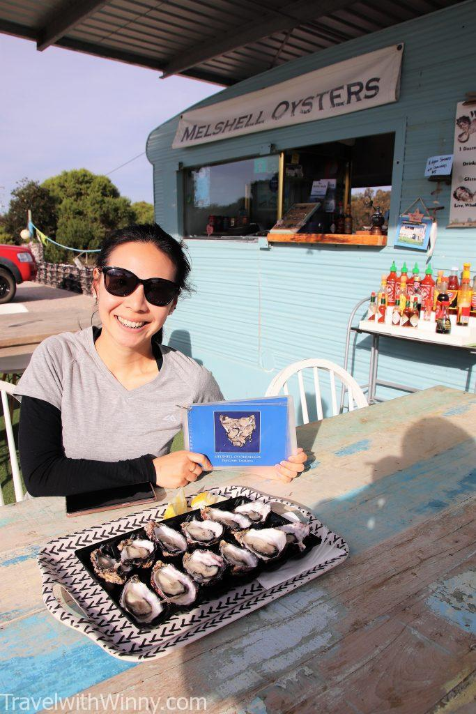 Melshell Oyster Shack 塔斯馬尼亞生蠔 best oysters in tasmania