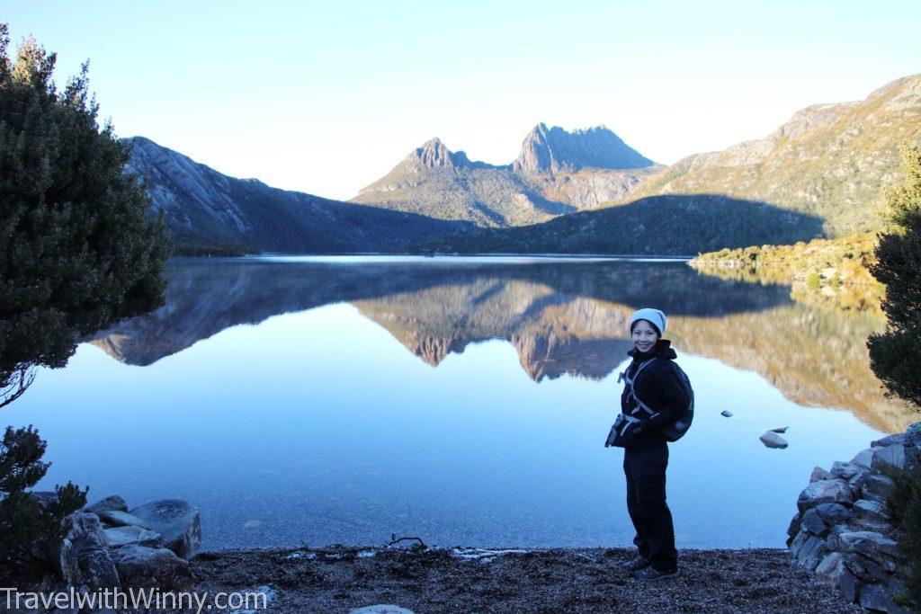 dove lake cradle mountain tasmania self drive