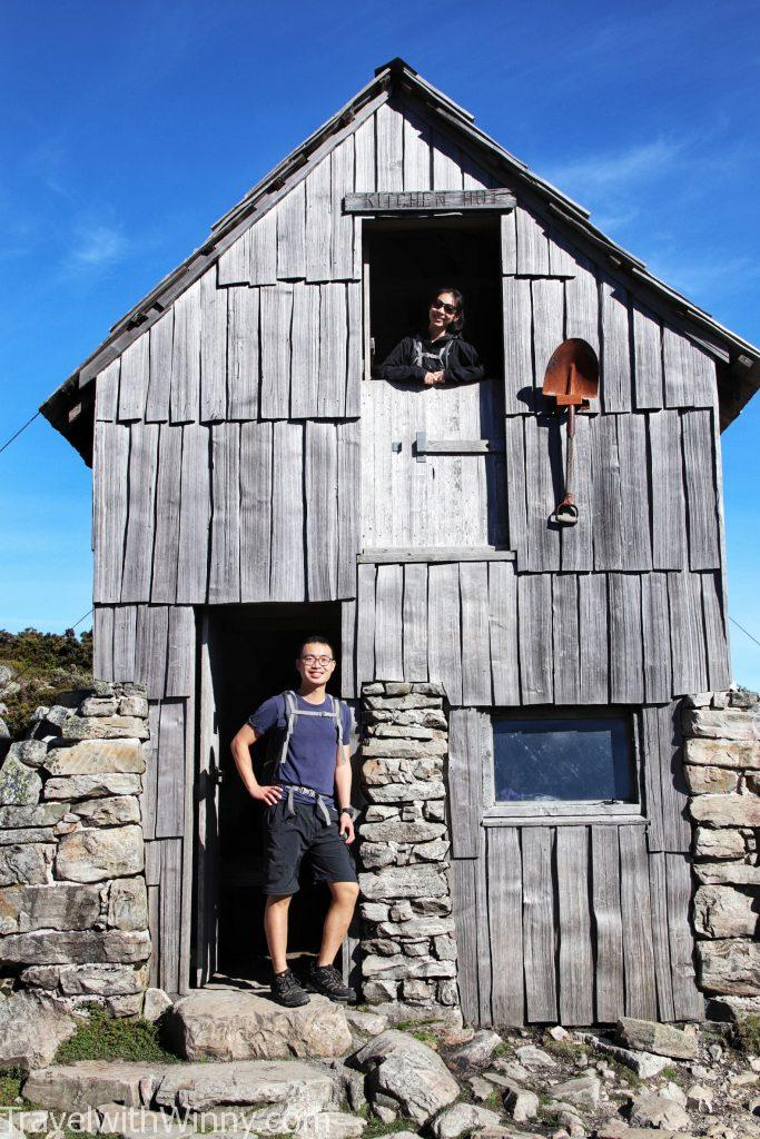 cradle mountain summit 搖籃山 kitchen's hut