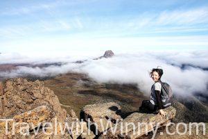cradle mountain summit 搖籃山