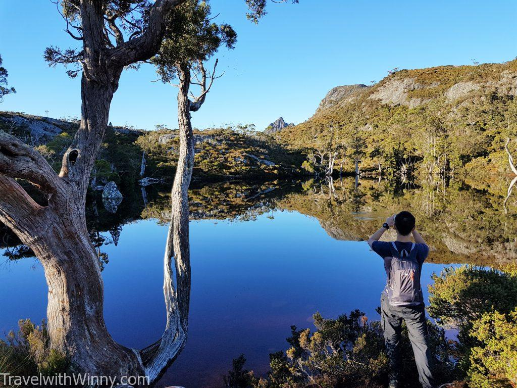 dove lake 鴿子湖 cradle mountain 搖籃山