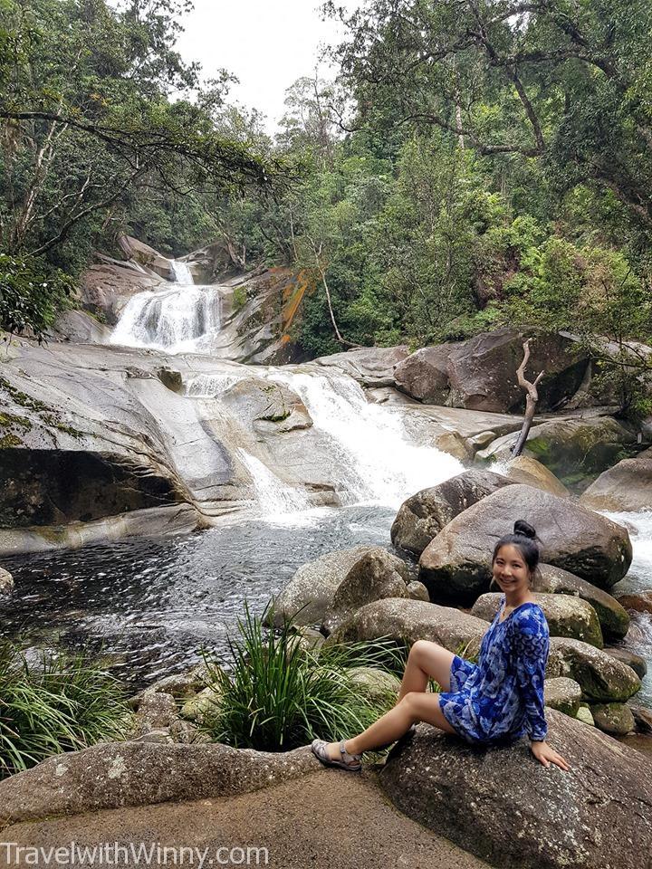 約瑟芬瀑布 Josephine Falls